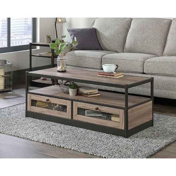 Dellwood Coffee Table With Storage By Foundry Select