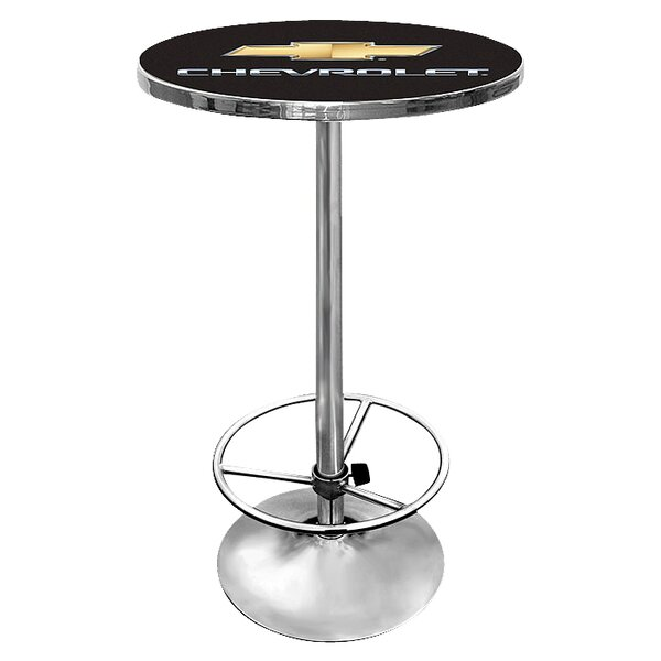 Chevrolet Pub Table by Trademark Global