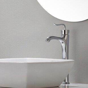 Buy clear Coda Single Hole Bathroom Faucet ByKraus