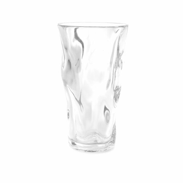 Worcester 18 oz. Plastic Pint Glass by Ivy Bronx