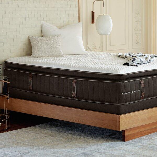 Reserve™ 17 Plush Pillowtop Mattress by Stearns & Foster