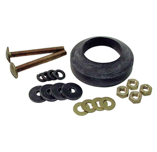Tank to Bowl Toilet Repair Kit for Crane by Danco