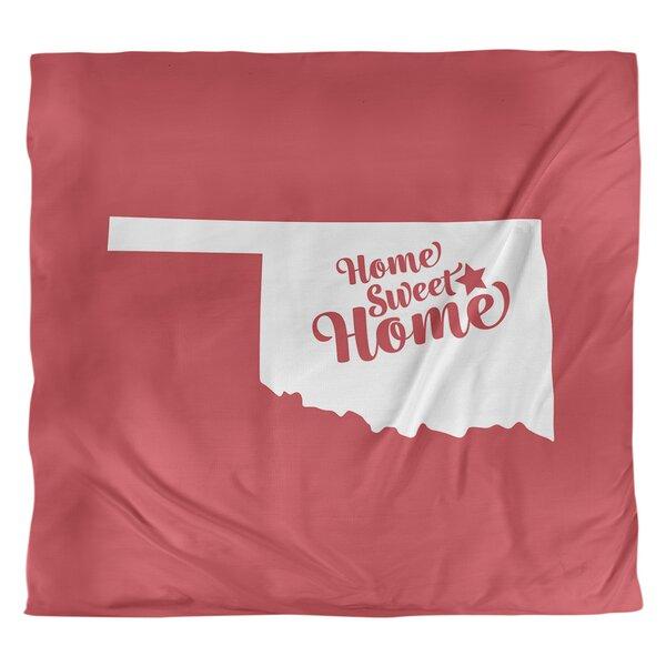 Sweet Home Tulsa Duvet Cover