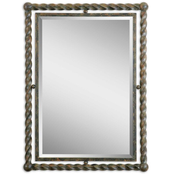 Lena Wall Mirror by Darby Home Co