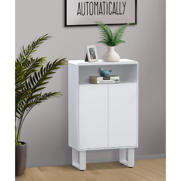 Azmira 1-Drawer Vertical Filing Cabinet
