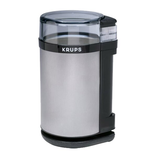 Coffee and Spice Electric Blade Coffee Grinder by Krups