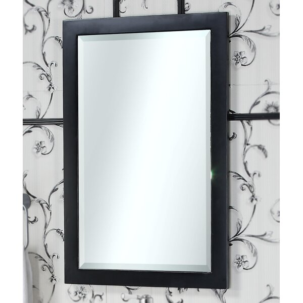 IN 31 Series Beveled Edged Wall Mirror by InFurnit