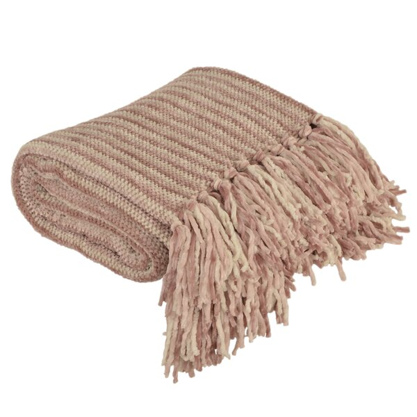 Gerard Fringe Throw by Highland Dunes