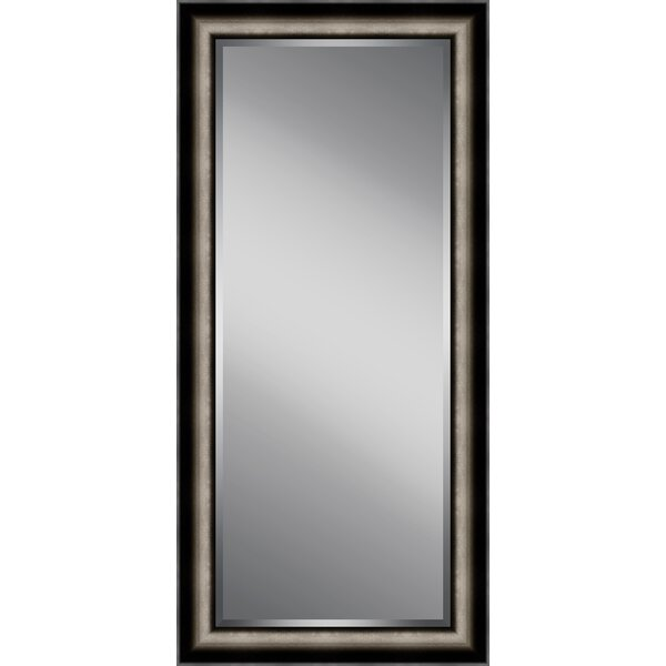 Plate Full Length Mirror by Ashton Wall Décor LLC