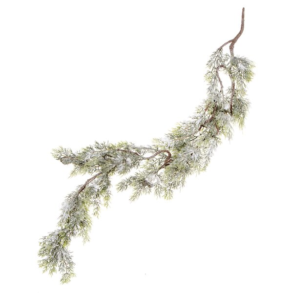 Faux Cedar Garland by The Holiday Aisle