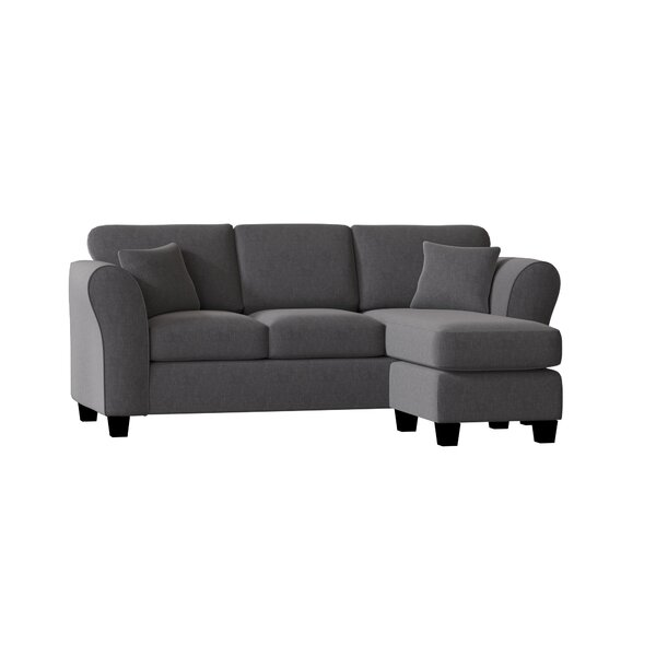 Dominey Reversible Sectional By Zipcode Design