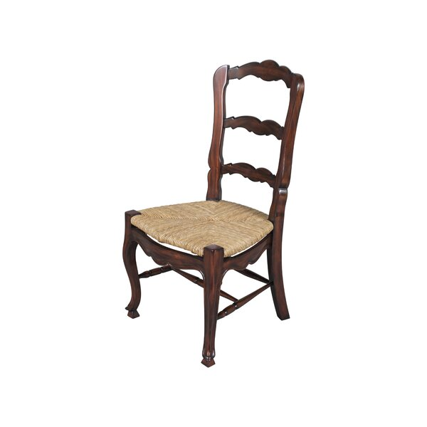Bordeaux Solid Wood Dining Chair (Set of 2) by Manor Born Furnishings