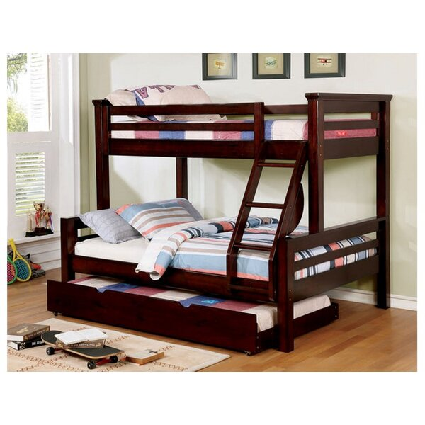 Johnstone Twin Over Full Bunk Bed by Harriet Bee