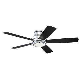 Chrome blades ceiling fans youll love wayfair save to idea board mozeypictures Gallery