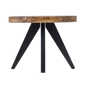 Serita Oval Console Table by Union Rustic