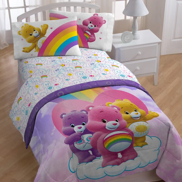 Care Bears Sheet Set by American Greeting