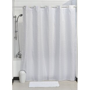 fabric rings shower beautiful litchfield home curtains amp awesome hookless new way of curtain veruca set liner download and