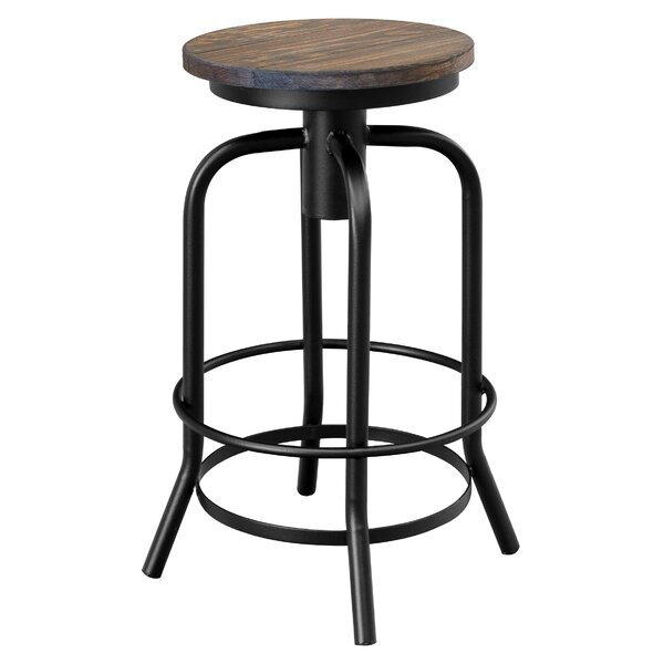 27 Swivel Bar Stool by REZ Furniture