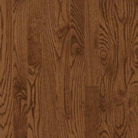 4 Solid Red Oak Hardwood Flooring in Saddle by Bruce Flooring