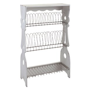 Plate Rack  sc 1 st  Wayfair & Under Cabinet Plate Rack | Wayfair