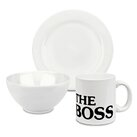 Waechtersbach Fun Factory 3 Piece Place Setting, Service for 1