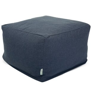 Best Review Christy Pouf By Ivy Bronx