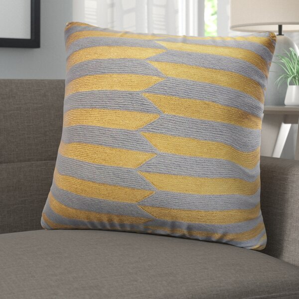 Dykstra Throw Pillow by Corrigan Studio