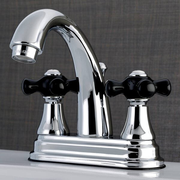 Duchess Centerset Lavatory Faucet with Drain Assembly