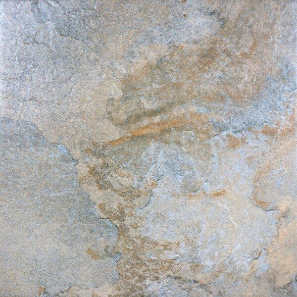 Bay 12 x 12 Porcelain Tile in Brown/Gray by Parvatile