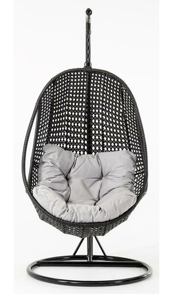 Kyra Outdoor Swing Chair with Stand by Bay Isle Home