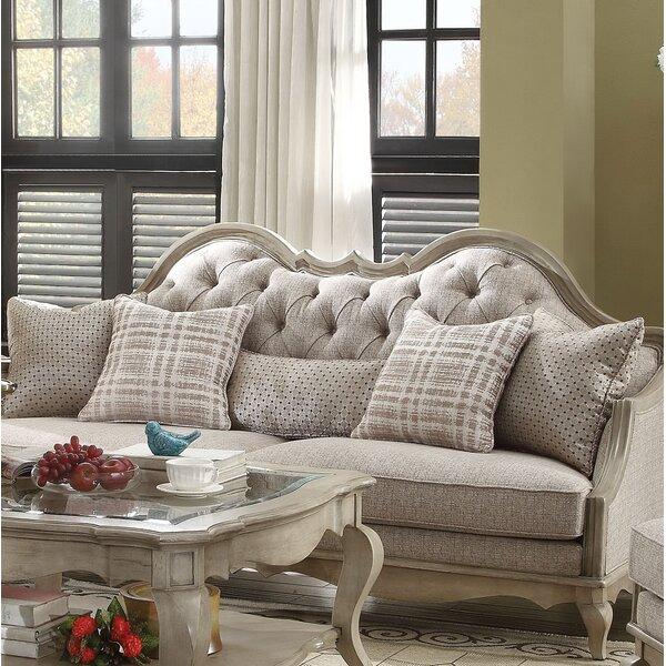 Valuable Quality Taglieri Standard Sofa by One Allium Way by One Allium Way