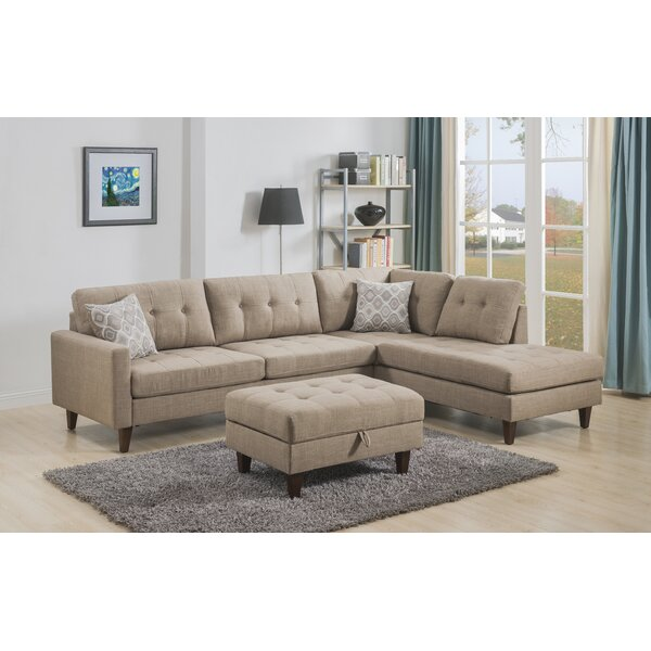 Dopkins Sectional by Ivy Bronx