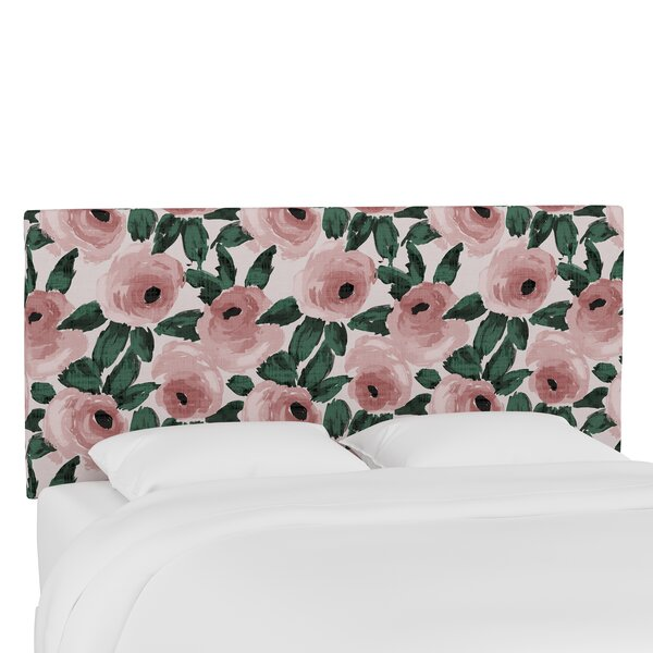 Abrahamson Upholstered Panel Headboard by Rosdorf Park