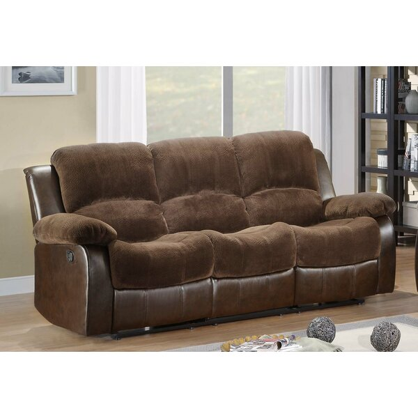Naida Reclining Sofa by Red Barrel Studio