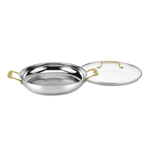 Mineral Everyday Saute Pan with Lid by Cuisinart