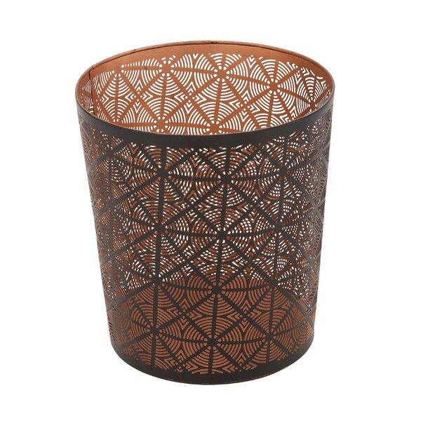 Metal Waste Basket by Cole & Grey