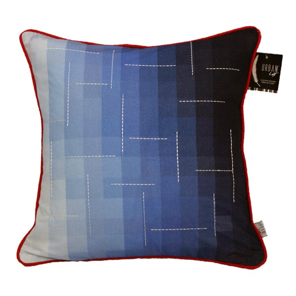 Urban Loft Indoor/Outdoor Throw Pillow by Westex