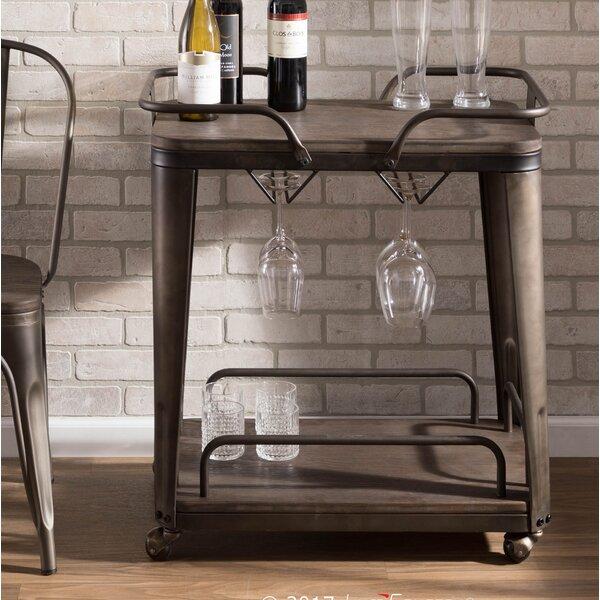 Claremont Bar Cart by Trent Austin Design Trent Austin Design
