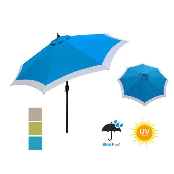 Rella 8.5' Market Umbrella By Freeport Park by Freeport Park 2020 Sale