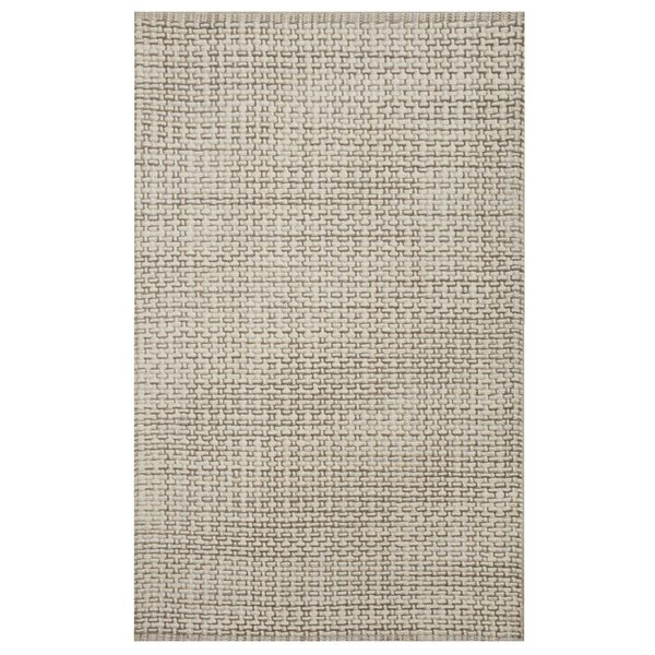 Jodie Hand-Woven Natural Area Rug by Bayou Breeze