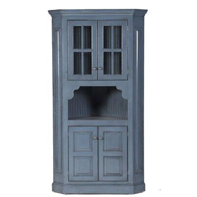 August Grove Southville Serverr  Color: Midnight Blue