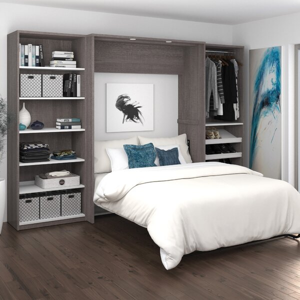 Best  Medan Murphy Bed By Wade Logan 2019 Online