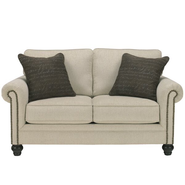 Philus Loveseat by Gracie Oaks