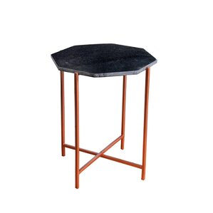 Duryea End Table by Bungalow Rose