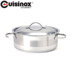 Gourmet 8-qt. Stock Pot with Lid by Cuisinox