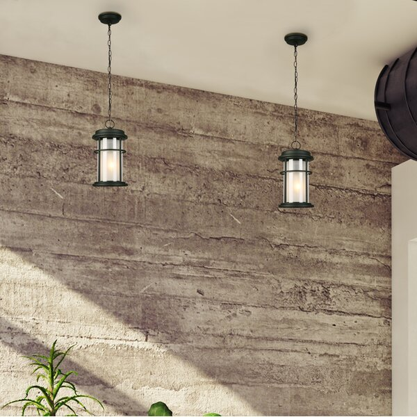 Drane 1-Light Hanging Lantern by Canora Grey