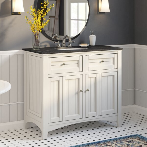 Eugene 42 Single Bathroom Vanity Set by Gracie Oaks