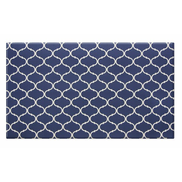 Applebaum Blue/Gray Indoor Area Rug by Foundry Select