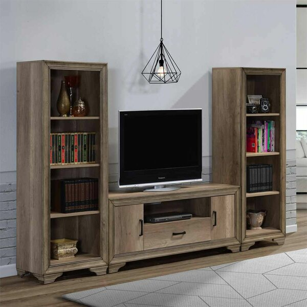 Manervia Entertainment Center for TVs up to 60