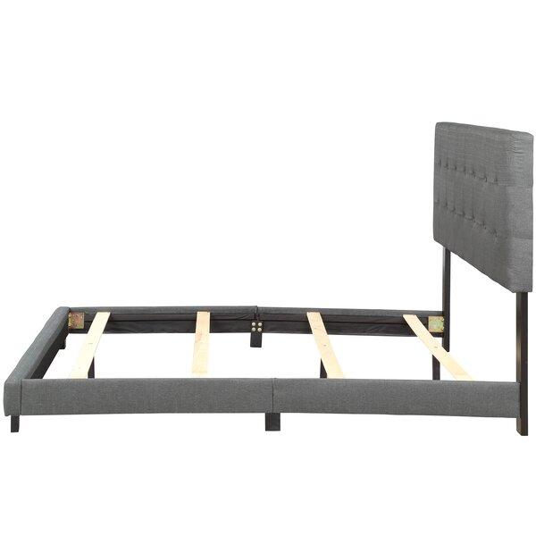 Soud Upholstered Platform Bed by Winston Porter